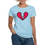 Broken Heart Women's Light T-Shirt