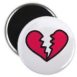 Broken Heart Magnet