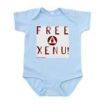 FREE XENU! Infant Creeper