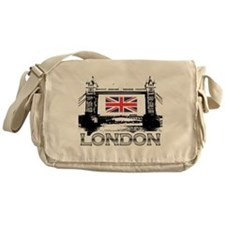 London - Tower Bridge Messenger Bag