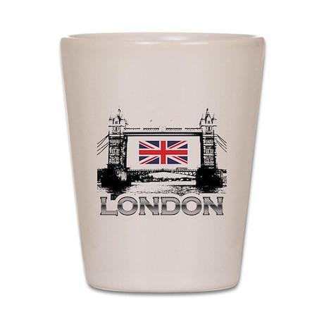 London - Tower Bridge Shot Glass