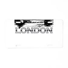 London - Tower Bridge Aluminum License Plate