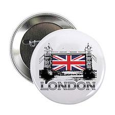 """Tower Bridge 2.25"""" Button"""