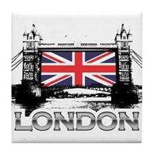 Tower Bridge Tile Coaster