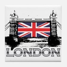 Tower Bridge Tile Coaster