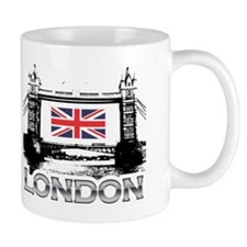 Tower Bridge Coffee Mug Souvenir