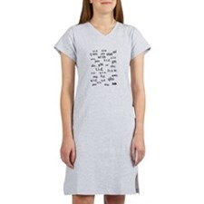 PharmD Student Women's Nightshirt