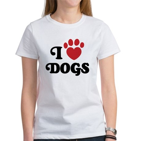 Ilove_dogs-01 T-Shirt