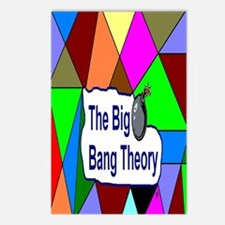 The Big Bang Theory Postcards (Package of 8)