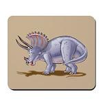 Triceratops Dinosaur Mousepad