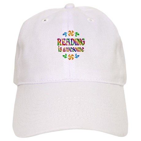 Reading is Awesome Cap