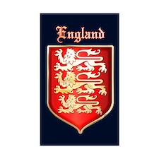 England Bumper Stickers