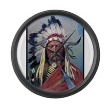 Best Seller Wild West Large Wall Clock