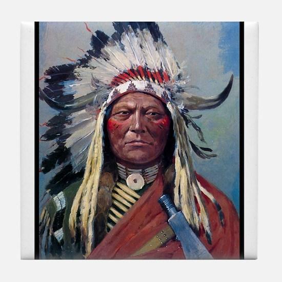 Best Seller Wild West Tile Coaster