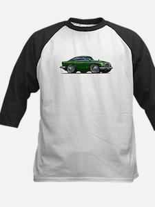DB5 Green Car Tee