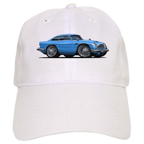 DB5 Blue Car Cap