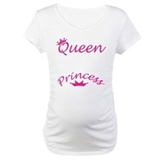 Queen and Princess Pink Shirt