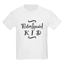 Water Spaniel KID T-Shirt