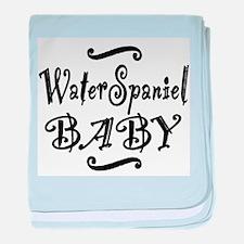 Water Spaniel BABY baby blanket