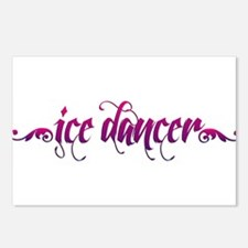 Ice Dancer 1 Postcards (Package of 8)