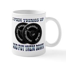 I pick things Mug