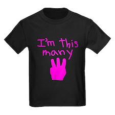 girl3 T-Shirt
