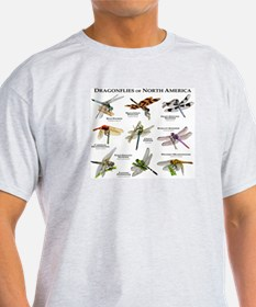 Dragonflies of North America T-Shirt