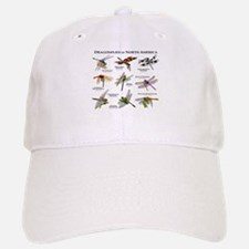 Dragonflies of North America Baseball Baseball Cap
