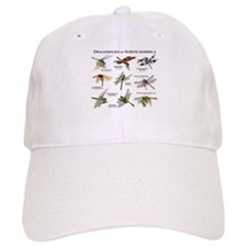 Dragonflies of North America Baseball Cap