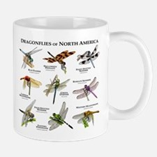 Dragonflies of North America Mug