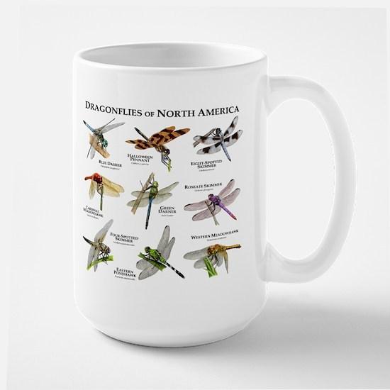 Dragonflies of North America Large Mug