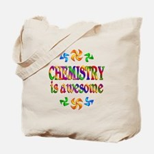 Chemistry is Awesome Tote Bag