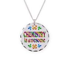 Chemistry is Awesome Necklace