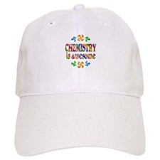 Chemistry is Awesome Baseball Cap