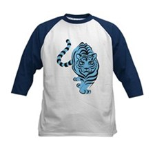 Blue Tiger Icon Tee