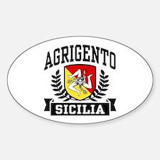 Agrigento Sicilia Decal