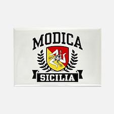 Modica Sicilia Rectangle Magnet
