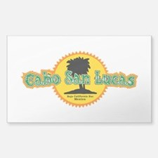 Cabo San Lucas Sun Decal