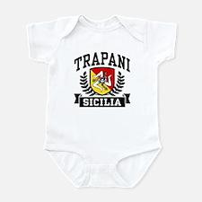 Trapani Sicilia Infant Bodysuit