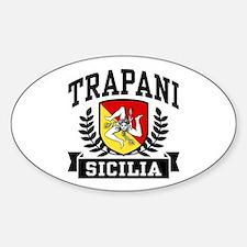 Trapani Sicilia Bumper Stickers