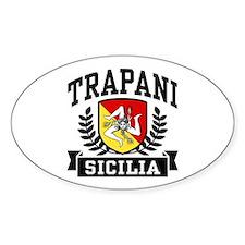 Trapani Sicilia Decal