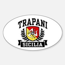 Trapani Sicilia Decal