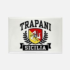 Trapani Sicilia Rectangle Magnet