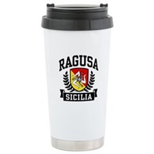 Ragusa Sicilia Travel Mug