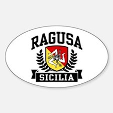 Ragusa Sicilia Decal