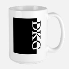 DKG Typography Mugs