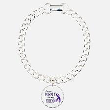 Wear Purple - Friend Bracelet