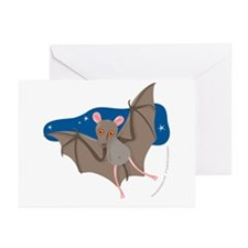 """Fruit Bat"" Greeting Cards (Pk of 10)"
