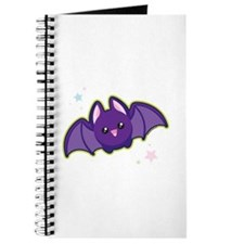 Kawaii Bat Journal