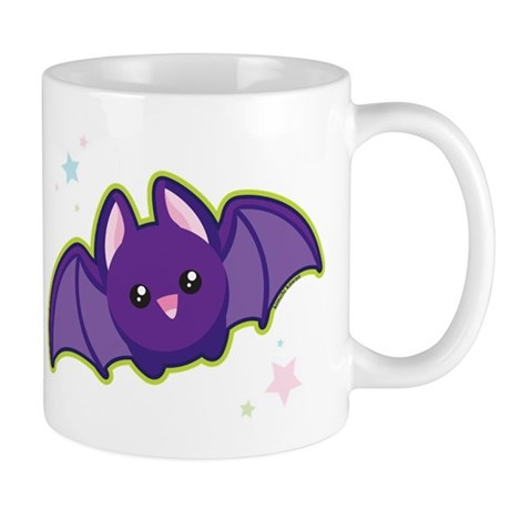 Kawaii Bat Mug